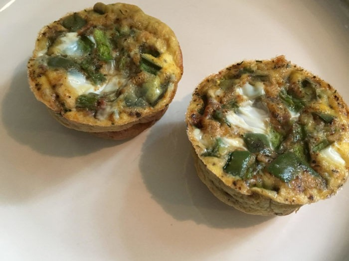 Mind Body and Soul Egg Muffins