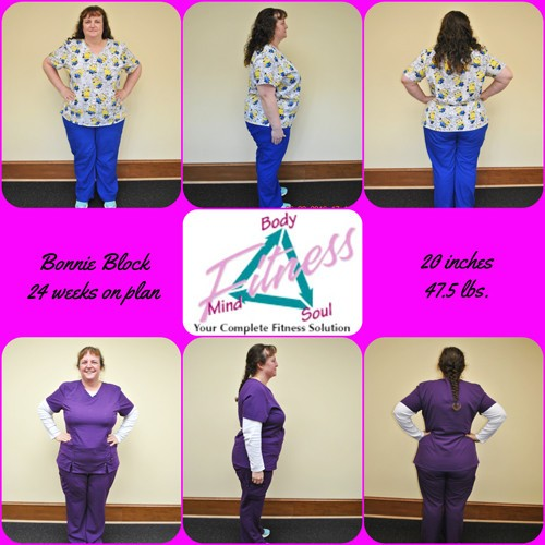 Mind Body & Soul Fitness - Bonnie Block- 24 Weeks
