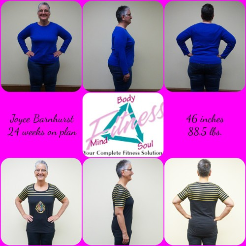 Mind Body & Soul Fitness - Joyce Barnhurst - 24 Weeks
