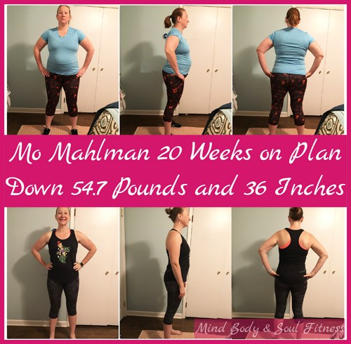 Mind Body & Soul Fitness - Mo Mahlman - 20 Weeks