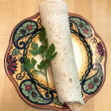 Garbanzo Wrap