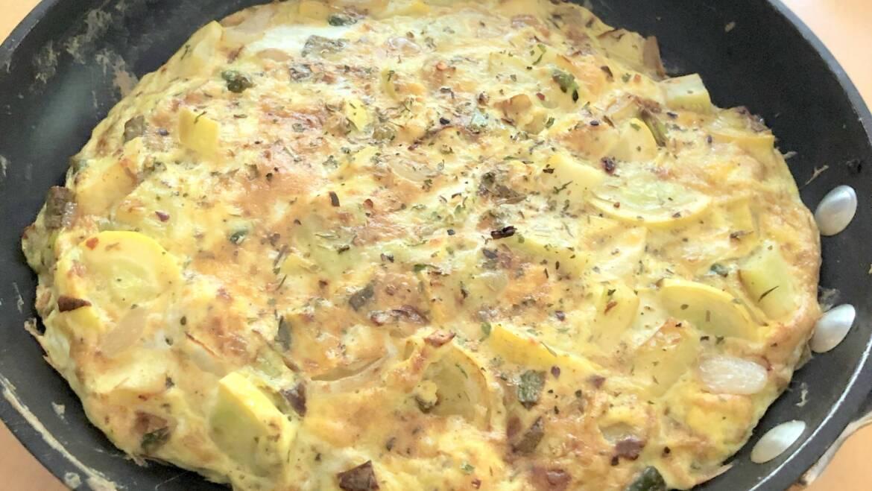 Italian omelette (Frittata)