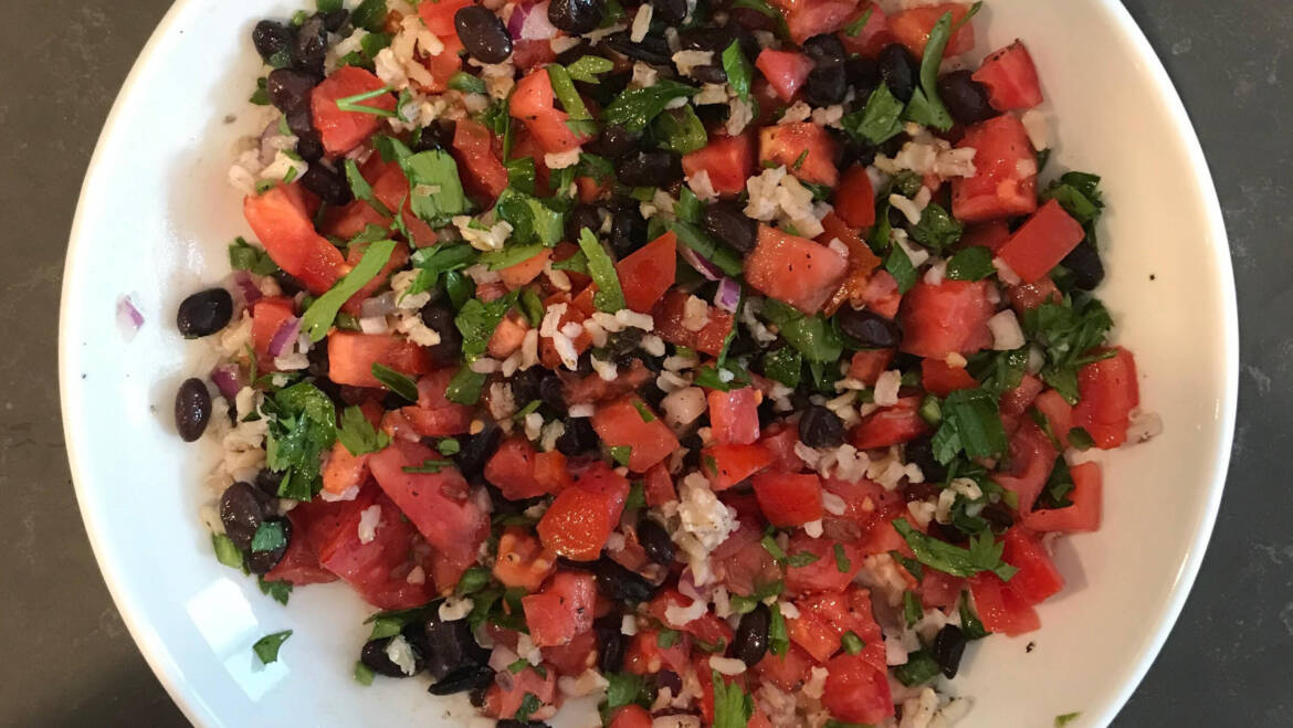 Jo's Black Bean Salad