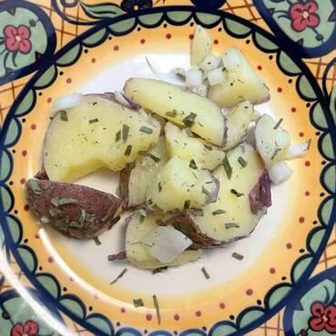 German Style Potato Salad